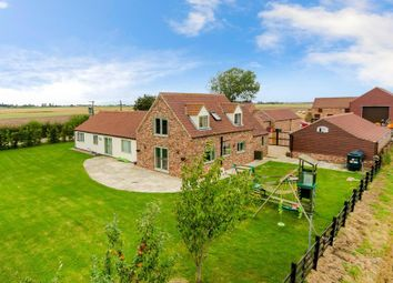 Thumbnail 4 bedroom detached house for sale in North Kyme Fen, North Kyme, Lincoln