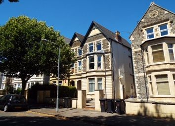 Thumbnail 1 bed flat to rent in 50 Oakfield Street, Cardiff