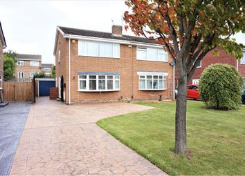 Thumbnail 3 bed semi-detached house for sale in Ashton Road, Stockton-On-Tees