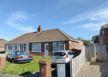 Thumbnail 3 bedroom semi-detached bungalow for sale in Thor Road, Thorpe St. Andrew, Norwich