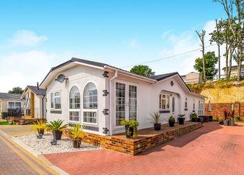 Thumbnail 2 bed bungalow for sale in Castle Drive, Pilgrims Retreat, Harrietsham