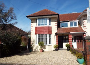 Thumbnail 3 bed semi-detached house for sale in Lon Cae Banc, Sketty, Swansea