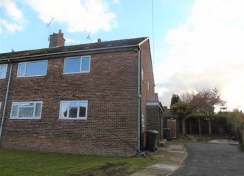 Thumbnail 2 bed flat to rent in St. Lawrence Avenue, Bolsover, Chesterfield