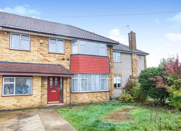 Thumbnail 4 bed terraced house for sale in Ravenbank Road, Luton, Bedfordshire