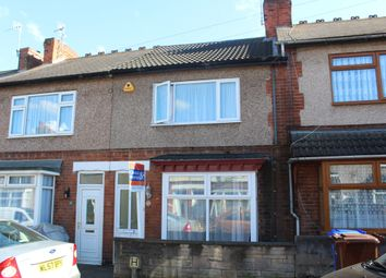 Thumbnail 3 bed terraced house for sale in Richmond Avenue, Ilkeston