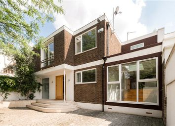 Thumbnail 4 bedroom town house to rent in Loudoun Road, St John's Wood
