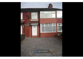 Thumbnail 3 bedroom terraced house to rent in Sunnyside Road, Droylsden, Manchester