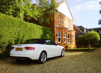 Thumbnail 4 bed detached house for sale in Cricket Green Lane, Hartley Wintney, Hook