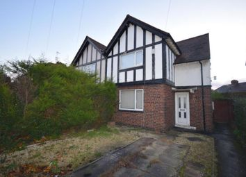 Thumbnail 3 bed semi-detached house for sale in Radford Street, Alvaston, Derby