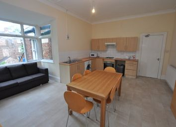Thumbnail 6 bed maisonette to rent in Otterburn Villas South, Jesmond, Newcastle Upon Tyne