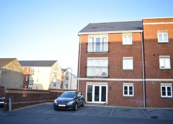 Thumbnail 2 bed flat for sale in Clayton Drive, Pontarddulais, Swansea