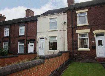 Thumbnail 2 bed terraced house for sale in William Terrace, Stoke-On-Trent, Staffordshire