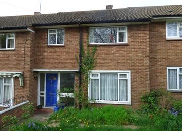 Thumbnail 3 bed terraced house for sale in Cheddar Avenue, Westcliff-On-Sea