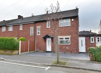 Thumbnail 3 bed terraced house for sale in Parkgate Drive, Great Moor, Stockport