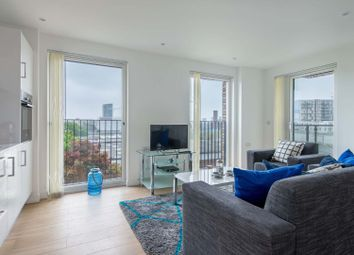 Thumbnail 2 bed flat for sale in Leyton Road, Startford