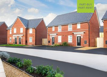 """Thumbnail 3 bedroom terraced house for sale in """"Barwick"""" at New Quay Road, Lancaster"""