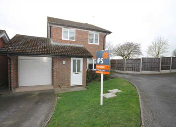 Thumbnail 3 bedroom detached house for sale in Beech Avenue, Groby, Leicester