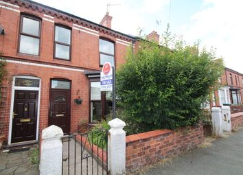 Thumbnail 2 bed terraced house for sale in Princess Street, Wrexham