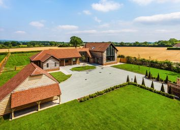 Thumbnail 5 bed detached house for sale in Chellows Lane, Crowhurst, Lingfield