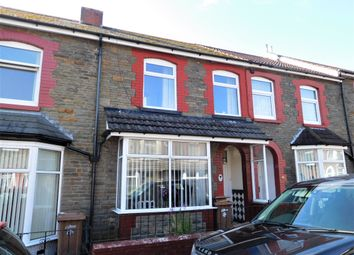 Thumbnail 2 bed terraced house for sale in Coed Cae Road, Abertridwr, Caerphilly