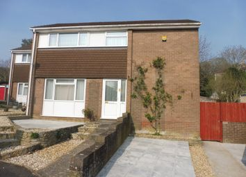 Thumbnail 2 bed semi-detached house for sale in Ashdene Road, Weston-Super-Mare