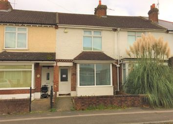 Thumbnail 3 bed terraced house to rent in Chamberlayne Road, Eastleigh
