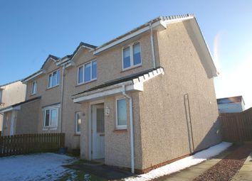 Thumbnail 3 bed semi-detached house for sale in Manse View, Coalburn, Lanark