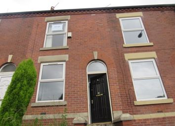 Thumbnail 2 bedroom terraced house to rent in Manchester Road, Hyde