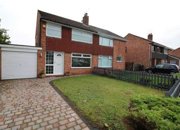 Thumbnail 3 bed semi-detached house for sale in Selby Green, Little Sutton, Ellesmere Port