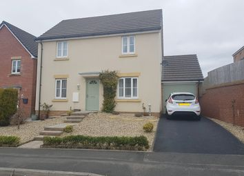Thumbnail 3 bed detached house for sale in Willow Close, North Cornelly