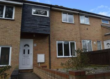 Thumbnail 3 bed terraced house to rent in Otter Way, Eaton Socon, St. Neots