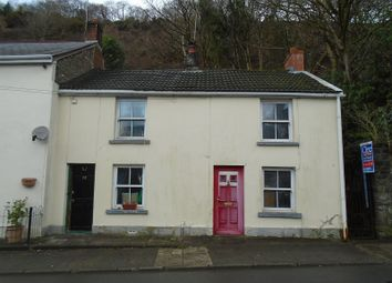 Thumbnail 1 bed end terrace house for sale in Panteg, Ystalyfera, Swansea.