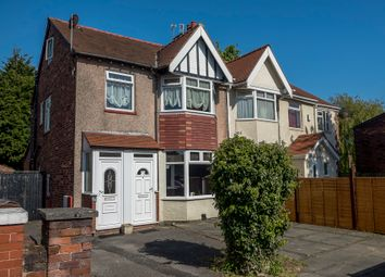 Thumbnail 1 bed maisonette for sale in Broughton Avenue, Southport