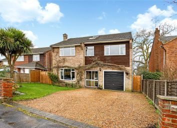 5 bed detached house for sale in Carlyon Close, Farnborough, Hampshire GU14