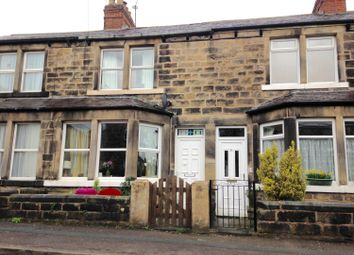 Thumbnail 2 bedroom terraced house to rent in Craven Street, Harrogate, North Yorkshire