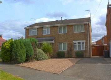Thumbnail 3 bed semi-detached house for sale in Bermuda Road, Nuneaton