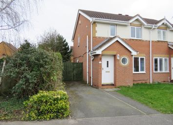 Thumbnail 3 bed semi-detached house for sale in Hassall Road, Hatton, Derby