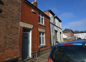 Thumbnail 2 bed terraced house for sale in York Street, Derby