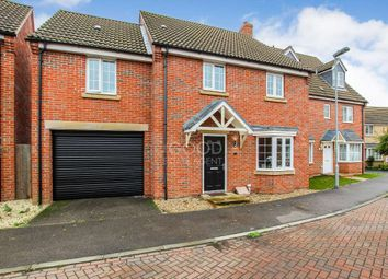 Thumbnail 4 bed detached house for sale in Browning Chase, Littleport, Ely