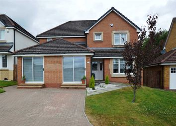 Thumbnail 4 bed detached house for sale in Berriedale Crescent, Blantyre, Glasgow