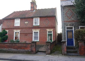 Thumbnail 3 bed detached house for sale in Lower Olland Street, Bungay