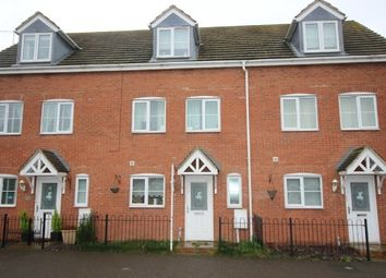 Thumbnail 4 bed terraced house for sale in 104A Ermine Street, Ancaster, Grantham