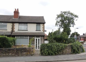 Thumbnail 3 bed semi-detached house for sale in Talbot Road, Hyde