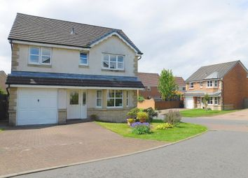 Thumbnail 4 bed detached house for sale in Alford Way, Dunfermline