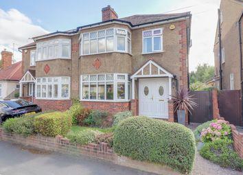 Grosvenor Road, Broxbourne EN10. 3 bed semi-detached house