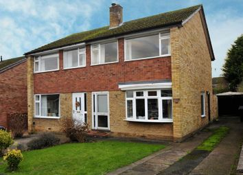 Thumbnail 3 bed semi-detached house for sale in Queensway Drive, Bridgnorth