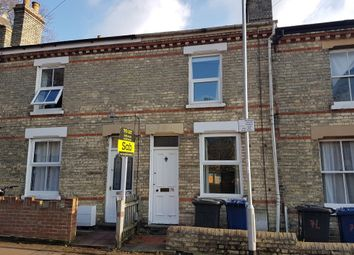 Thumbnail 2 bedroom terraced house to rent in Young Street, Cambridge