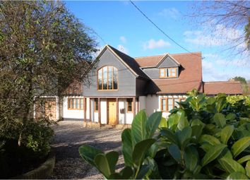 Thumbnail 5 bed detached house for sale in Nounsley Road, Nounsley, Chelmsford