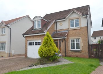 Thumbnail 3 bed detached house to rent in Blackthorn Grove, Menstrie