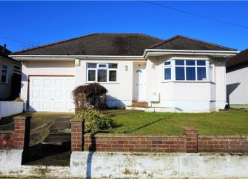 Thumbnail 3 bed detached bungalow for sale in Ingreway, Harold Wood